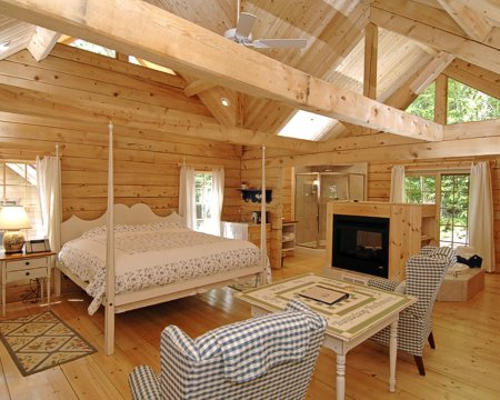 Spacious cozy Cabin at Murphin Ridge Inn