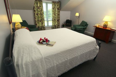 Murphin Ridge Inn, comfortable and inviting