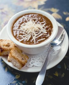 Murphin Ridge Inn, award winning soup